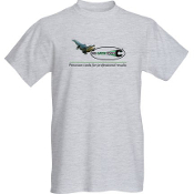 Big Gator Tools Grey T-Shirt
